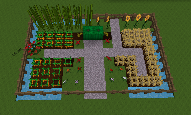 How To Get A Kid To Garden Minecraft Style